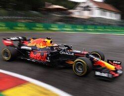 Max Verstappen finaliza en cabeza en los Libres 2, a pesar de su accidente al final de la sesión