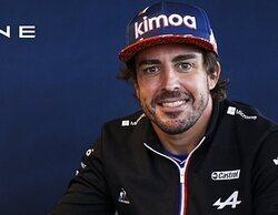 """Fernando Alonso: """"Si las condiciones de mañana son en seco, confío en un buen resultado"""""""