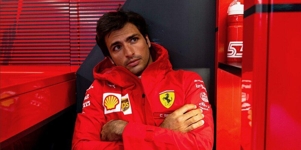 """Sainz: """"He disfrutado conduciendo, pero en cuanto a rendimiento no ha sido nuestro mejor viernes"""""""