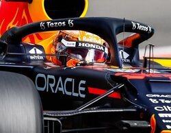 Max Verstappen repite en lo más alto sobre el asfalto mojado de Spa; los Ferrari sufren