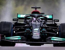 """Lewis Hamilton: """"Hemos intentado encontrar el equilibrio adecuado, di todo lo que tenía hoy"""""""