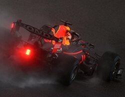 """Max Verstappen: """"Estoy muy contento por la pole position en un Gran Premio de casa"""""""