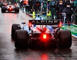 """Alonso: """"Es extraño que se sumen puntos en este fin de semana; no ha sido una carrera"""""""