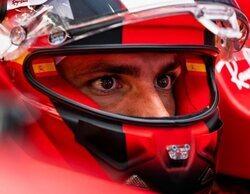 """Sainz: """"La visibilidad era demasiado mala para correr y la seguridad siempre debe ser la prioridad"""""""