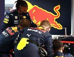 """Max Verstappen: """"Para mí la visibilidad era mucho mejor, pero el resto no podía ver nada"""""""