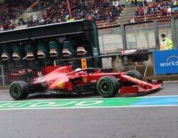 """Berger: """"Mi opinión es: si como piloto de F1 compito en carreras con lluvia, entonces debo correr""""."""