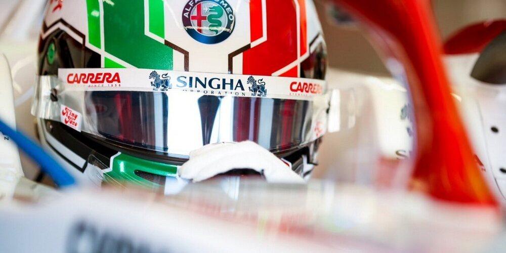 """Antonio Giovinazzi: """"Ojalá podamos hacer una buena clasificación, será crucial"""""""