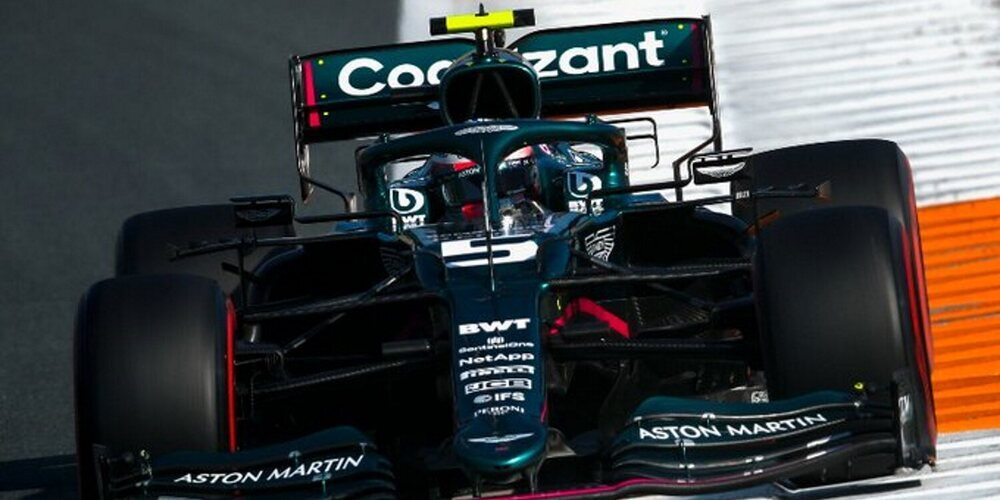 """Sebastian Vettel: """"Necesitamos más circuitos con este tipo de curvas"""""""