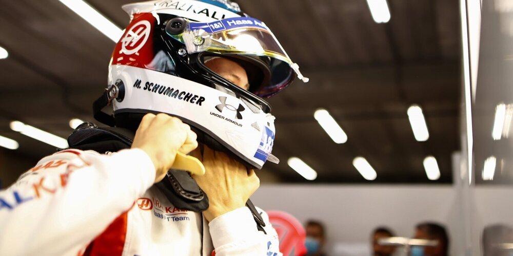 """Mick Schumacher: """"Mañana las cosas pueden verse diferentes, hoy estamos felices"""""""