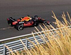 Max Verstappen empieza a mostrar de lo que es capaz tras liderar los Libres 3 en Zandvoort