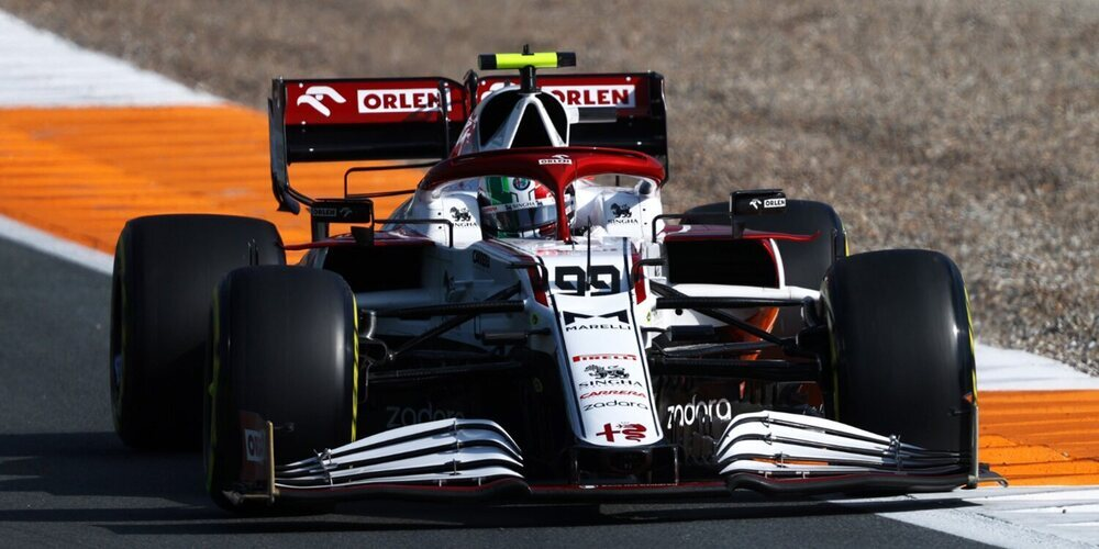 """Giovinazzi: """"Comenzaremos desde una buena posición en la carrera, necesitamos seguir empujando"""""""