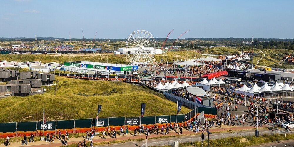 GP de los Países Bajos 2021: Carrera en directo