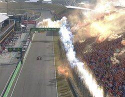 Zandvoort ruge ante el zarpazo de Max Verstappen y su victoria en casa