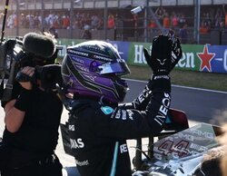"""Lewis Hamilton: """"Ha sido un fin de semana increíble, lucharemos hasta el final"""""""