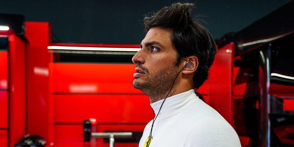 """Sainz: """"No pude encontrar el equilibrio adecuado, patinaba demasiado y tenía mucha degradación"""""""