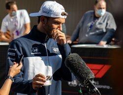 """Pierre Gasly: """"El equipo hizo un trabajo fantástico durante todo el fin de semana"""""""