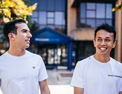 OFICIAL: Nicholas Latifi y Alexander Albon, los elegidos para representar a Williams en 2022