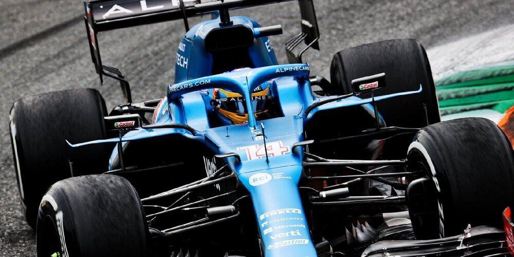 GP de Italia 2021: Clasificación en directo