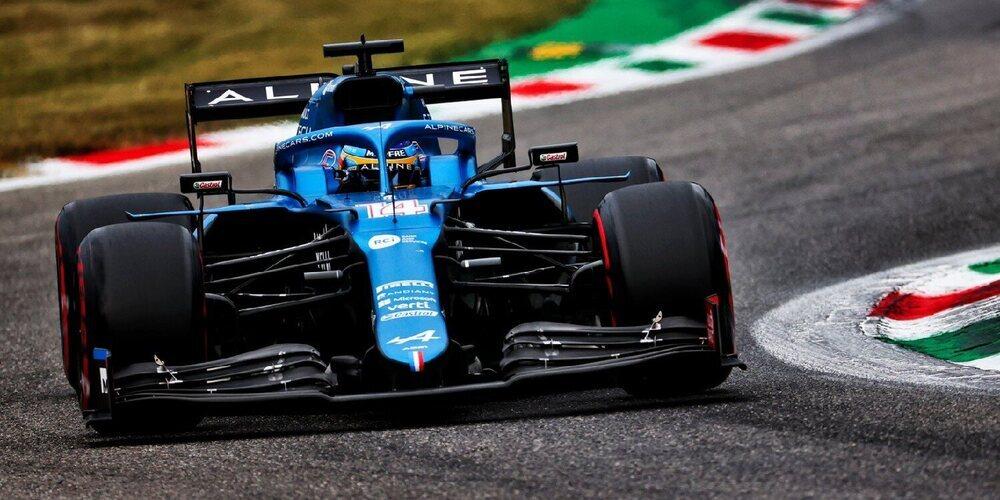 """Fernando Alonso: """"Será más difícil adelantar que en Silverstone, los puntos son el domingo"""""""