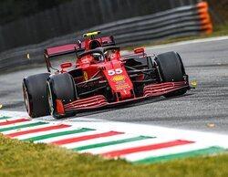 """Carlos Sainz, 7º: """"Queríamos estar más arriba, pero es una posición de salida decente"""""""