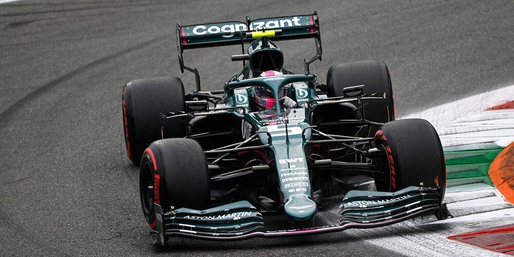 """Vettel: """"Es una pena perder la Q3 por un margen tan pequeño; confío en que podamos recuperar terreno"""""""