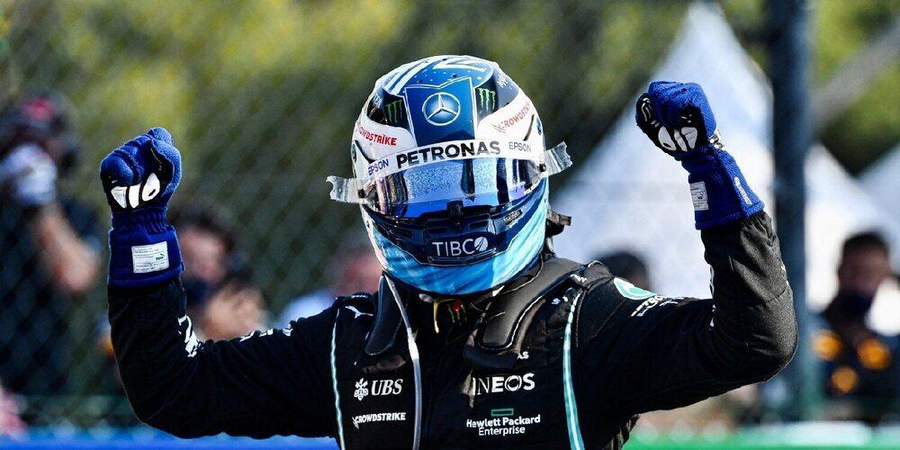 """Valtteri Bottas: """"Parece que ha pasado un tiempo desde que terminé primero en una carrera"""""""