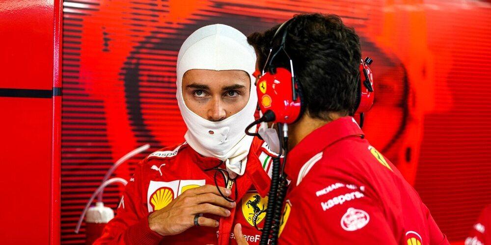 """Leclerc: """"La carrera será dura, nuestros rivales han tenido un ritmo fuerte todo el fin de semana"""""""