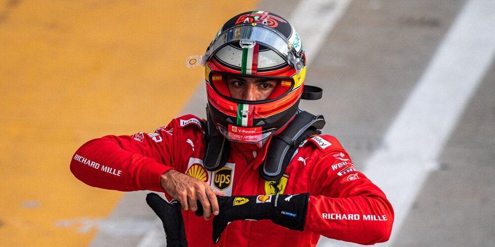 GP de Italia 2021: Carrera en directo