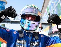 """Daniel Ricciardo: """"Nos lo hemos ganado a pulso; estoy muy, pero muy contento"""""""