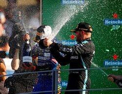 """Valtteri Bottas: """"Probablemente, uno de mis mejores fines de semana con Mercedes"""""""