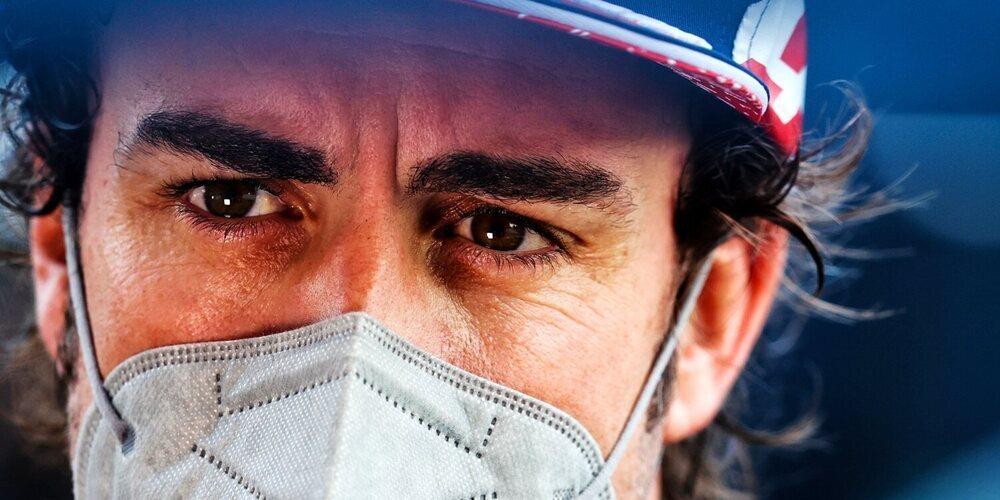 """Alonso: """"El resultado demuestra que ejecutamos una buena carrera, estrategia y paradas en boxes"""""""