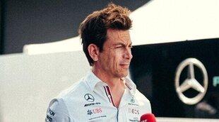 """Toto Wolff: """"Creo que el formato de clasificación al sprint actual no tiene mucho beneficio"""""""