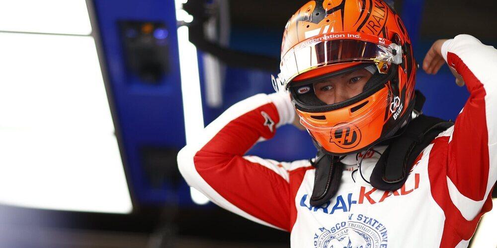 """Mazepin, sobre la carrera de Monza: """"Hemos tenido un fallo en la unidad de potencia, era peligroso seguir"""""""