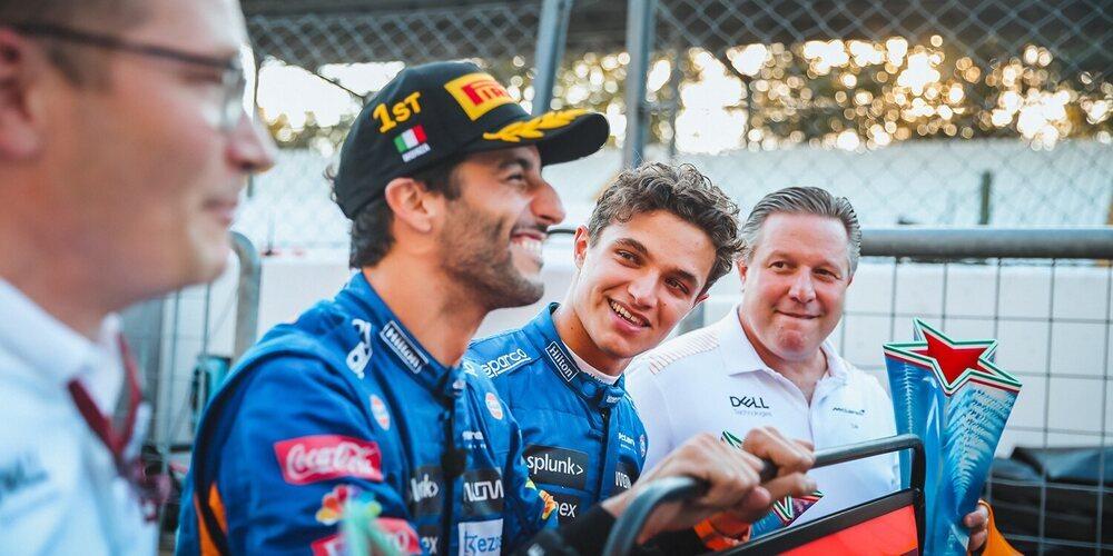 El briefing de F1 al Día: Gran Premio de Italia 2021