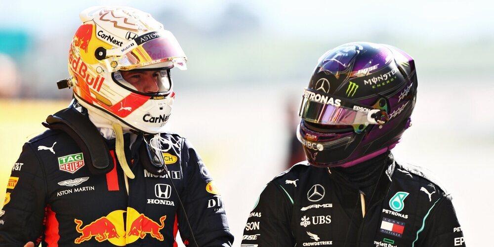 """Liuzzi, comisario en el GP de Italia: """"Verstappen tiene la responsabilidad predominante de lo sucedido"""""""