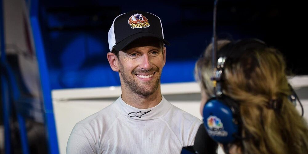 """Romain Grosjean: """"Fui uno de los 20 tipos con suerte de todo el mundo que llegó a la Fórmula 1"""""""