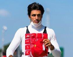 """Carlos Sainz: """"Llevamos trabajando desde enero en el coche del año que viene"""""""