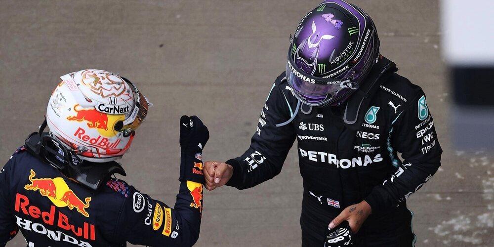 """Christian Horner: """"Yo diría que estaremos al 50-50 con Mercedes en las pistas restantes"""""""