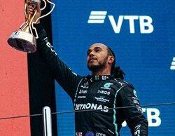 """Lewis Hamilton: """"Ser piloto de Ferrari es un sueño para todos"""""""
