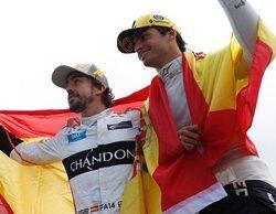 """OPINIÓN: Cuando Sainz brilla con luz propia, pero algunos le tratan como la """"versión mala"""" de Alonso"""