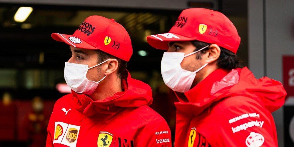 """Piero Ferrari: """"Hay que mirar al futuro, y con Leclerc y Sainz tenemos un gran equipo"""""""