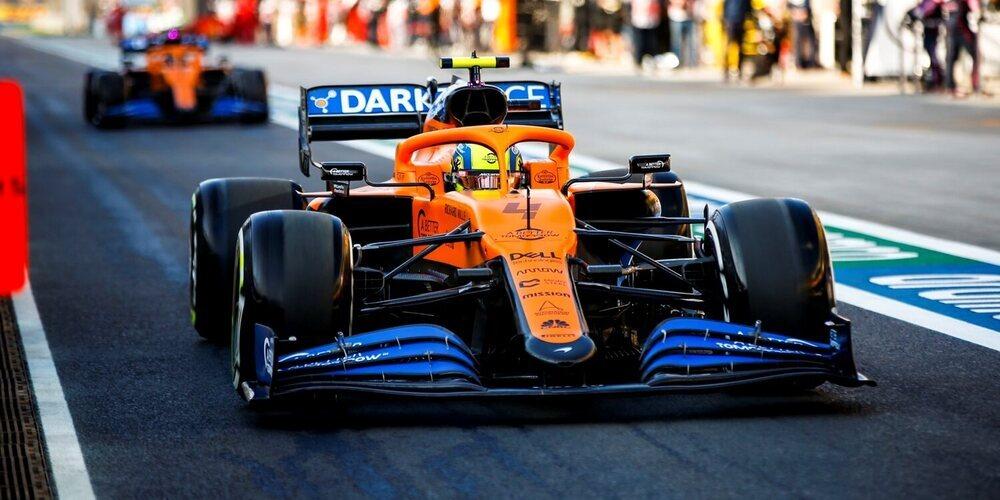 """Previa McLaren - Turquía: """"Somos conscientes de lo importante que es cada carrera hasta final de año"""""""