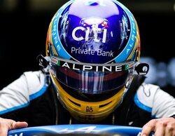 """Fernando Alonso, exigente consigo mismo: """"No estoy 100% satisfecho con mi rendimiento"""""""