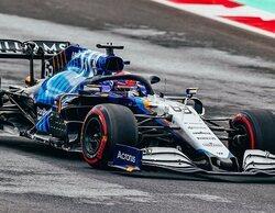 """Russell: """"La vuelta de Q2 era lo suficientemente buena para llevarnos a Q3, pero lo perdí en la última curva"""""""