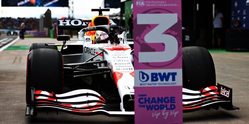 """Max Verstappen: """"Empezar por el interior será complicado, ya que hay muy poco agarre"""""""