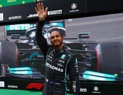 """Lewis Hamilton: """"Mañana va a ser difícil, adelantar no es lo más fácil en este momento"""""""