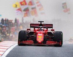 """Charles Leclerc, quisieron creer en la victoria: """"Es una pena, perdimos un podio"""""""