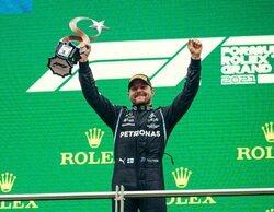 """Valtteri Bottas: """"Mi primera victoria del año, se siente como una victoria bien ganada"""""""