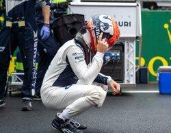 """Pierre Gasly: """"El incidente de la primera curva fue un poco desafortunado, quiero pedir perdón"""""""