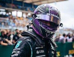 """Mark Webber ve grietas en Lewis Hamilton: """"No es el de siempre"""""""